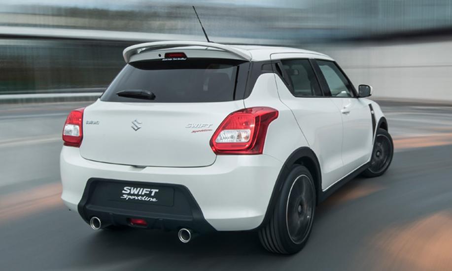 Suzuki nieuwe auto
