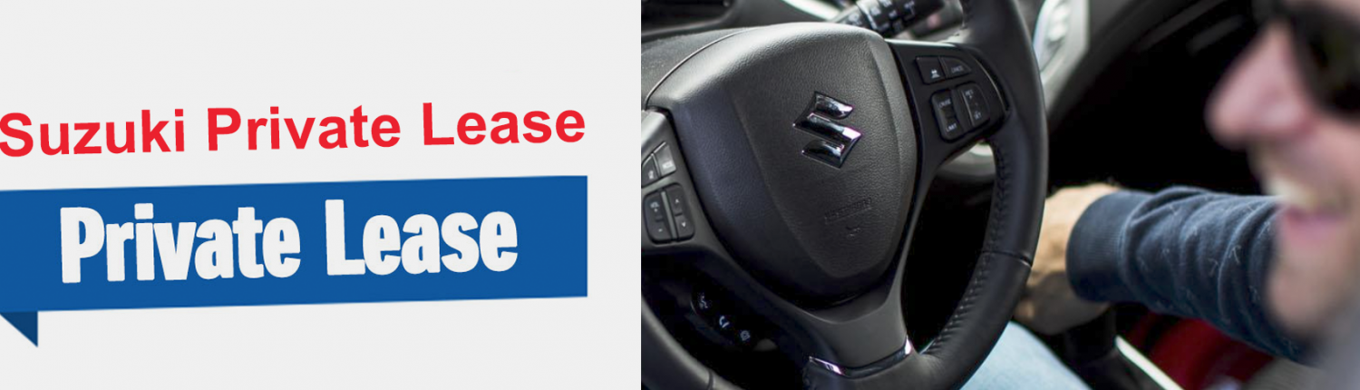 Suzuki Private Lease bij Reno auto