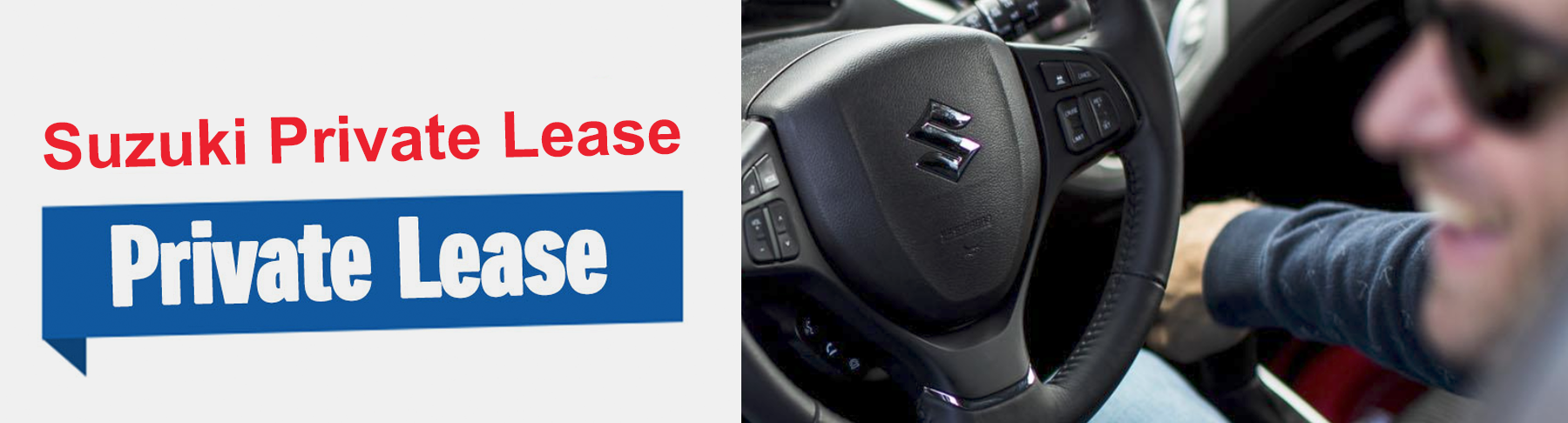 Suzuki Private Lease bij Reno auto